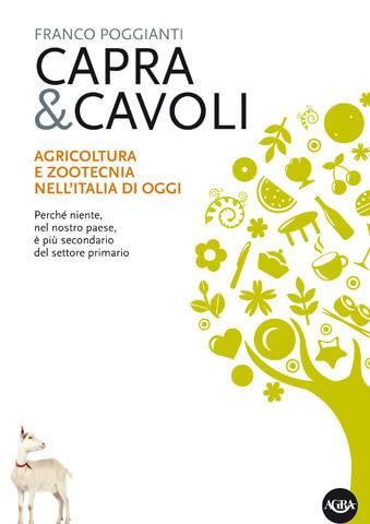 """Il 7 giugno a Roma presentazione del libro """"Capra e cavoli"""" di Franco Poggianti"""