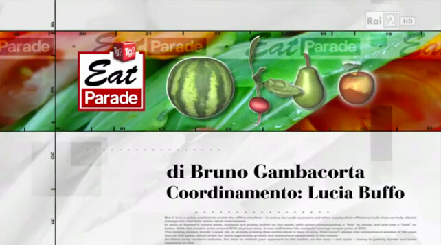 Lo streetfood di Barcellona a Tg2 Eat Parade