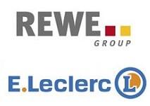E.Leclerc e Rewe costituiscono la centrale di acquisto Eurelec Trading