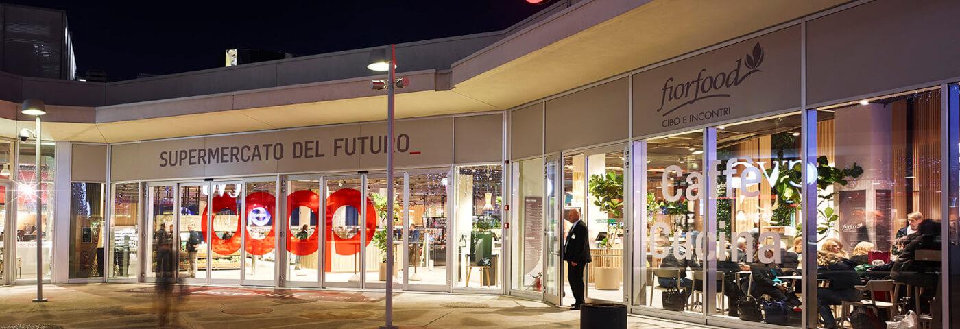 Coop apre al Bicocca Village di Milano il supermercato del futuro