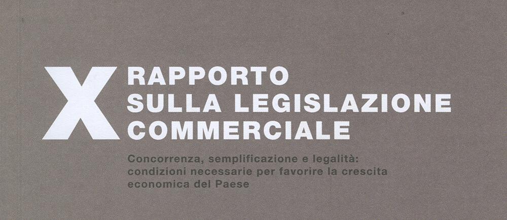 Ancd: l'Italia torna a crescere solo con più concorrenza, semplificazione e legalità