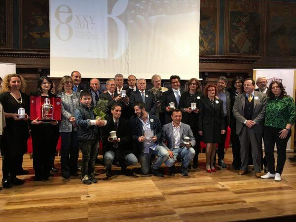 Ercole Olivario 2017: 4 premi agli oli del Lazio