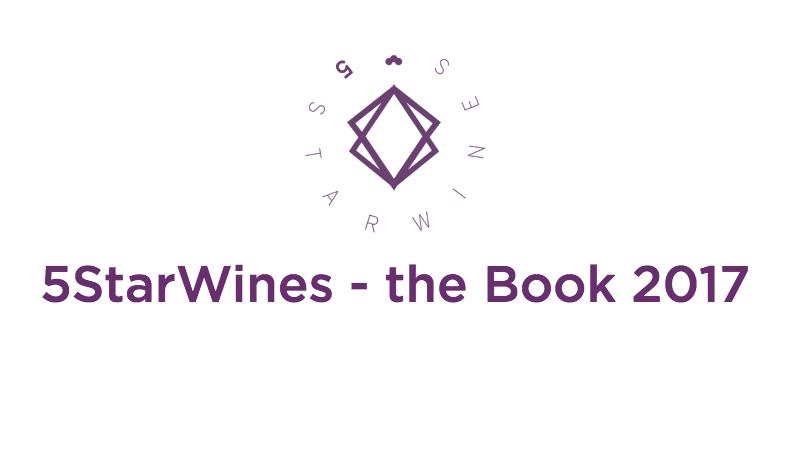 Vinitaly lancia 5Star Wines – The Book 2017, la sua guida dei vini