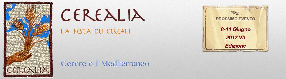 Dall'8 all'11 giugno a Roma VII edizione di Cerealia, la festa dei cereali