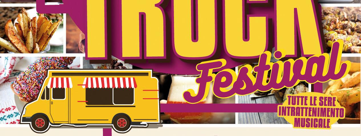 Dal 9 all'11 giugno Food Truck Festival a Fabrica di Roma