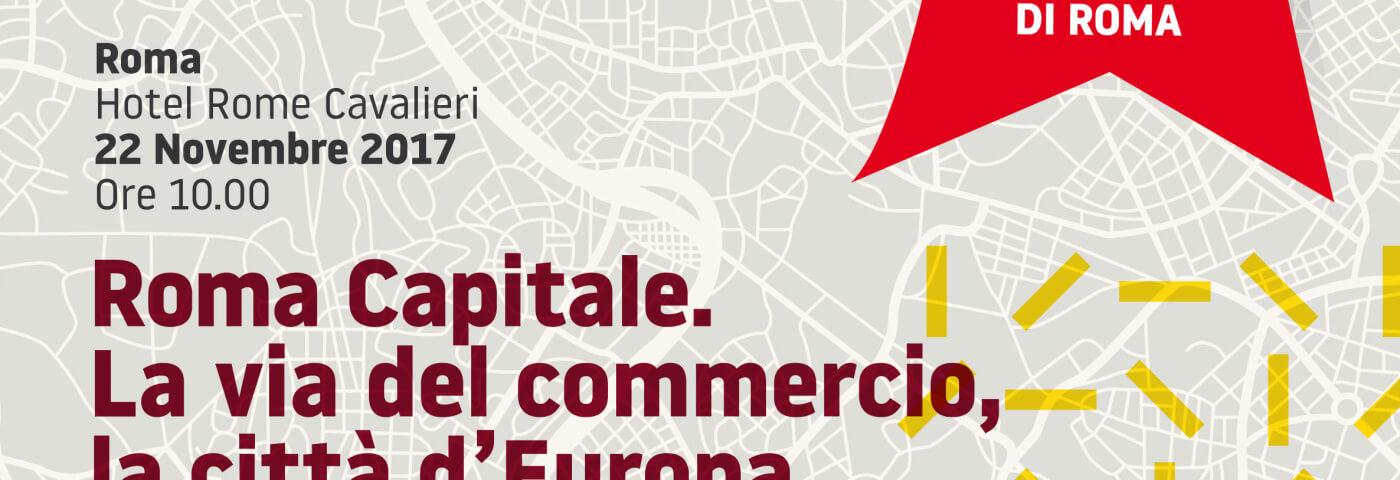 Il commercio a Roma al centro della decima edizione di Big&Small