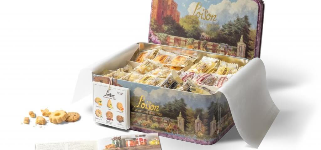 Loison: colomba camomilla e limone per Pasqua e biscotti da caffetteria per tutto l'anno