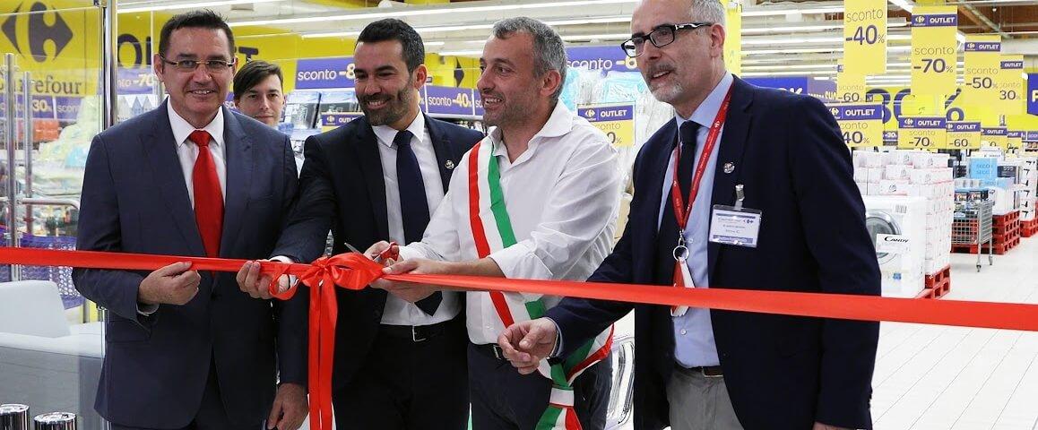 """Carrefour apre a Calenzano il suo primo """"Outlet"""""""