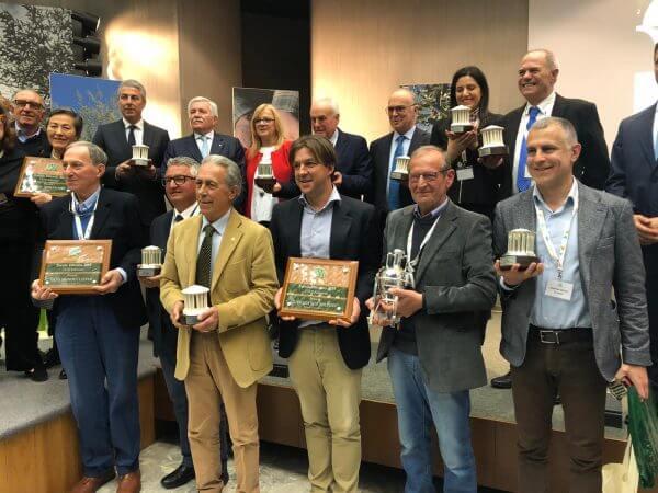 I 12 oli vincitori dell'Ercole Olivario 2019 protagonisti a Sol e TuttoFood