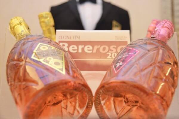 Bererosa 2019: il 2 luglio a Roma in degustazione 200 etichette di rosé di 70 aziende vinicole