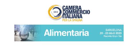 Partecipazioni collettive a fiere alimentari in Spagna organizzate dalla Camera di Commercio Italiana di Madrid