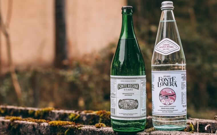 Terzo Stabilimento - Bottiglie