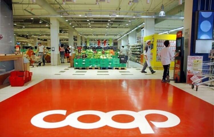 Coop: prezzi fermi fino al 31 maggio per prevenire speculazioni
