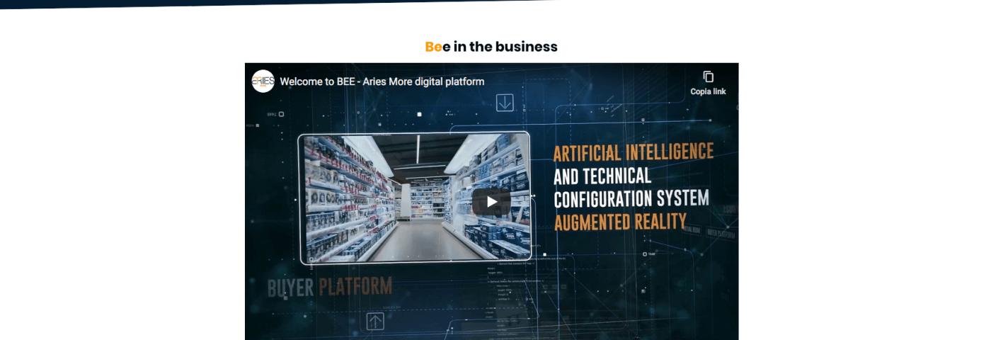 Nasce BEE, piattafforma digitale per i buyer delle Pmi