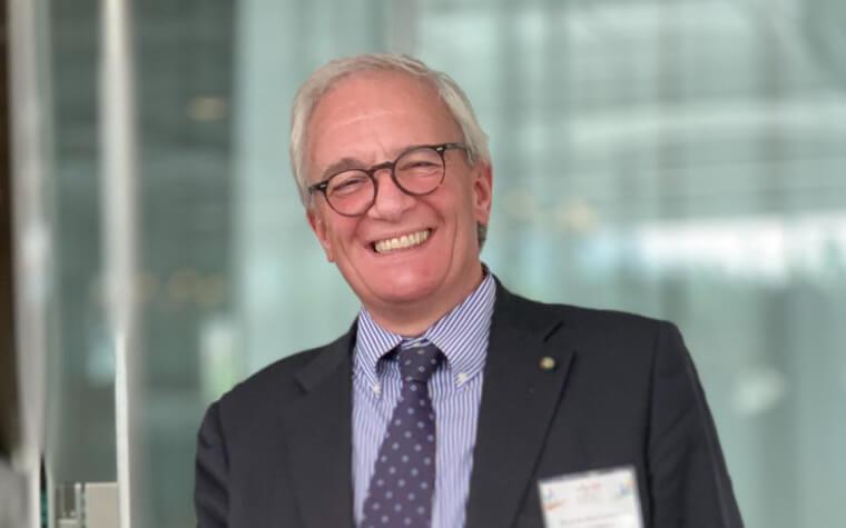 Riccardo Ricci Curbastro, presidente di Federdoc