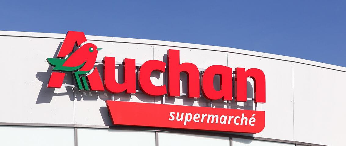 Anche in Francia Auchan è in forte difficoltà