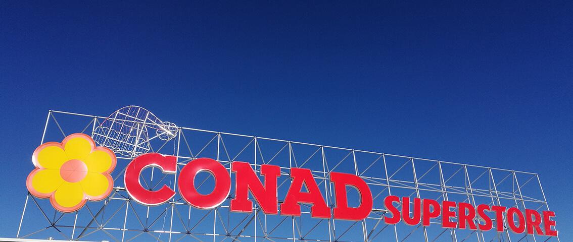 In Lombardia Conad Centro Nord converte alle sue insegne 3 punti vendita ex Auchan